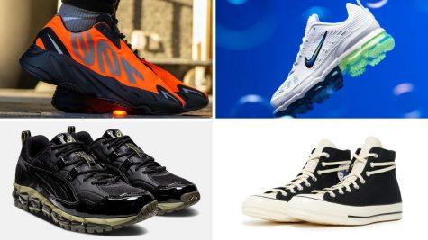5 phát hành giày thể thao ấn tượng sắp ra mắt (23/2 -1/3/2020)