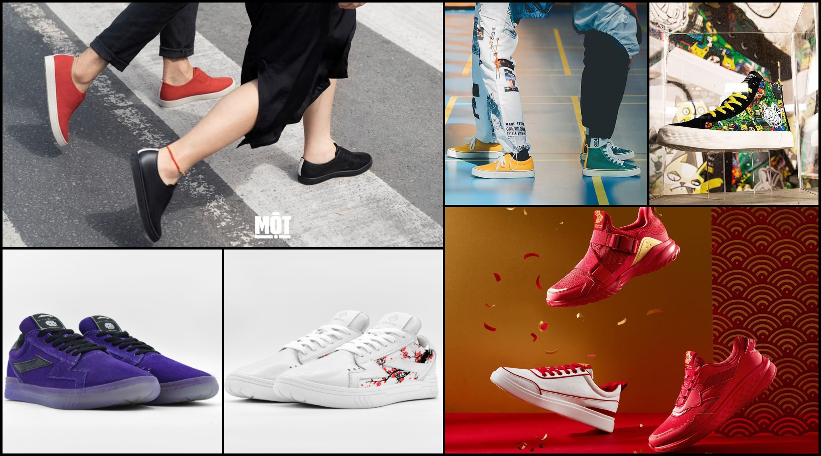 4 thương hiệu local brand giày Việt Nam nổi bật nhất | ELLE Man