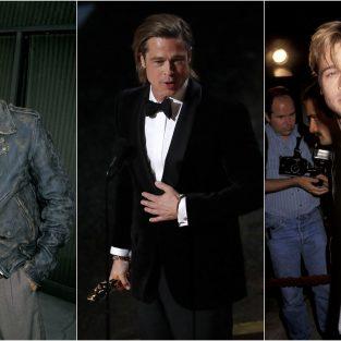 Tài tử Brad Pitt: Nhìn lại phong cách và nét điển trai qua thời gian