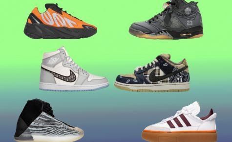 Top giày thể thao hot nhất nửa đầu năm 2020