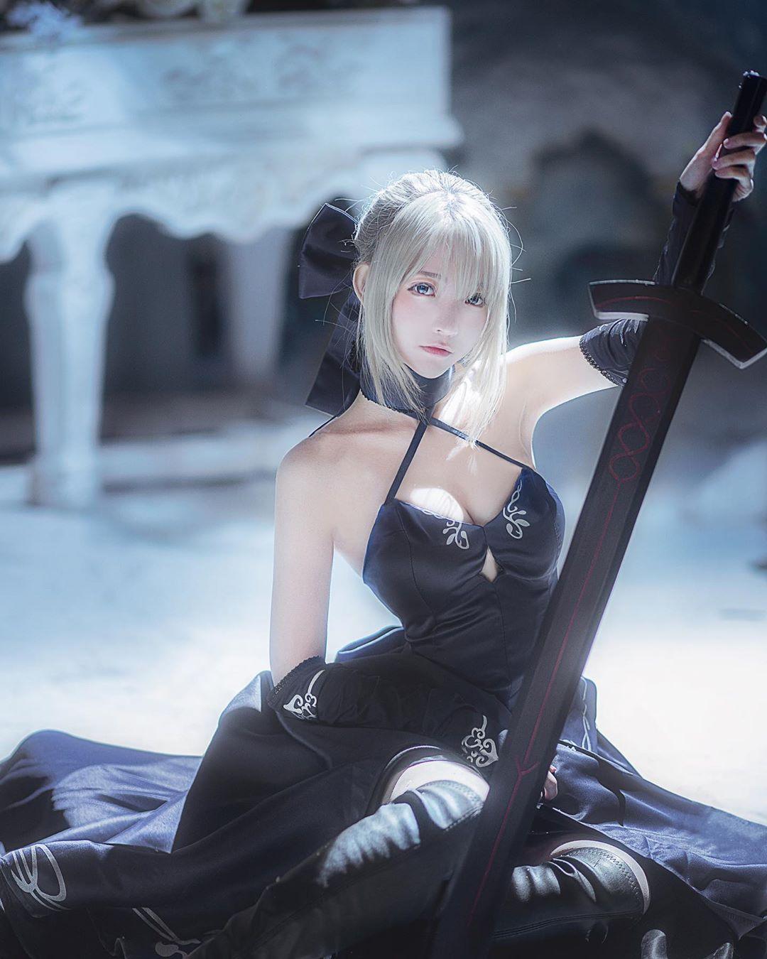 nữ cosplay 2 - yurisa