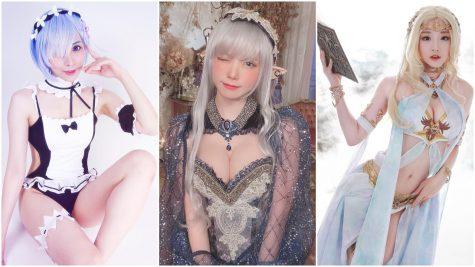 Top nữ cosplay quyến rũ nhất thế giới (Phần 2)