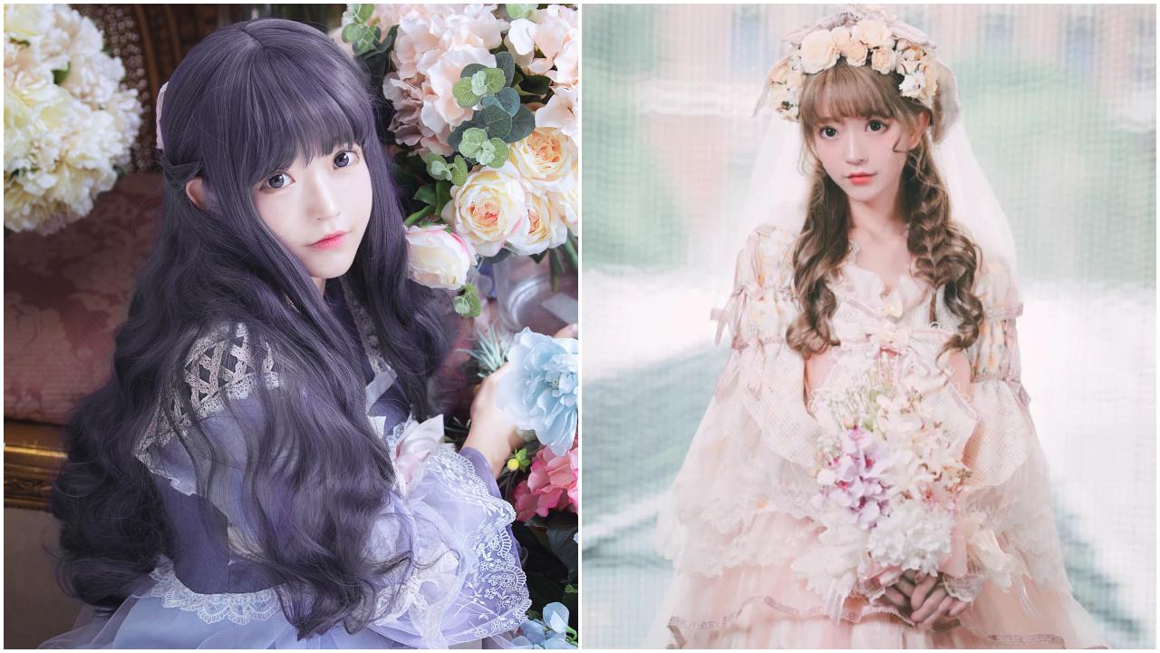 nữ cosplay 2 - yurisa đáng yêu