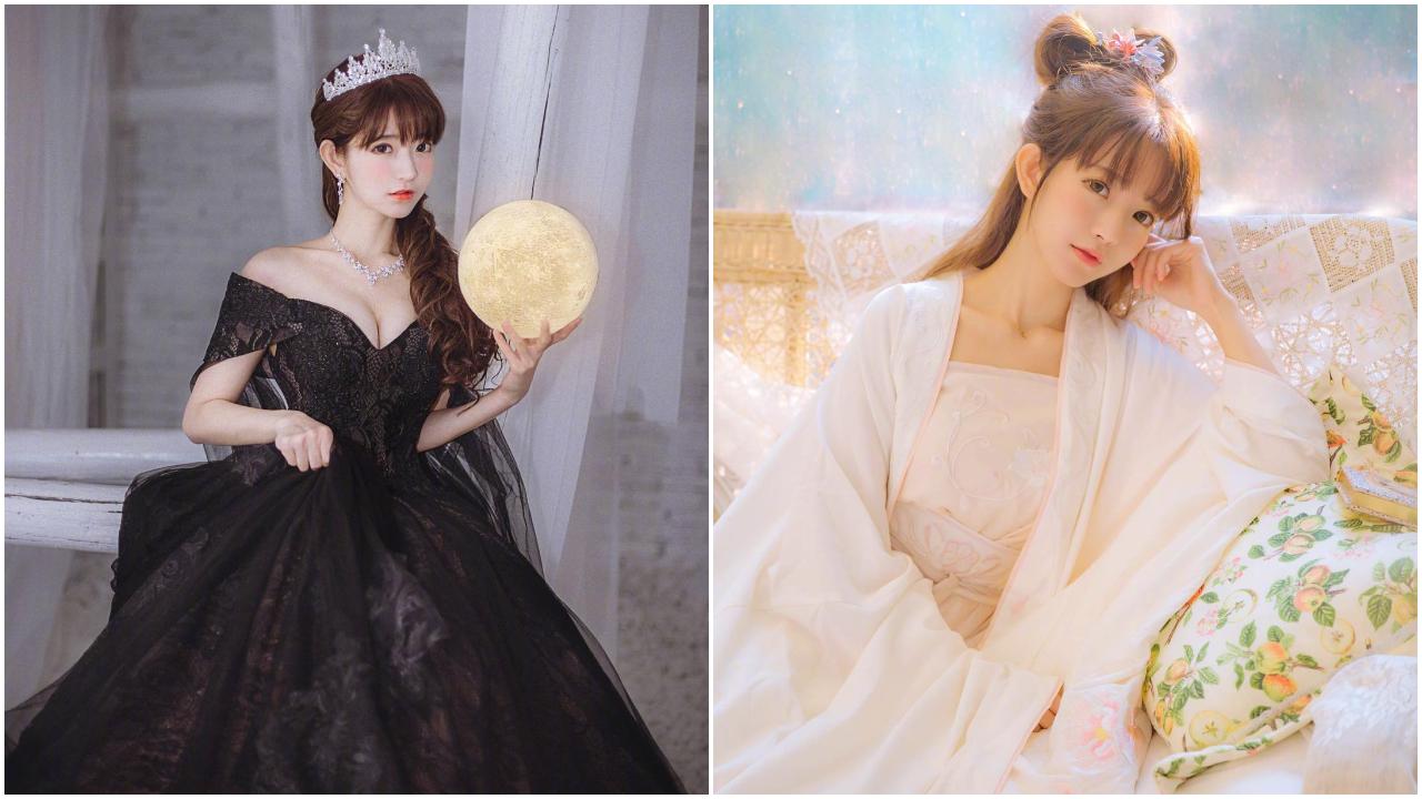 nữ cosplay 2 - yurisa hóa thân chị hằng