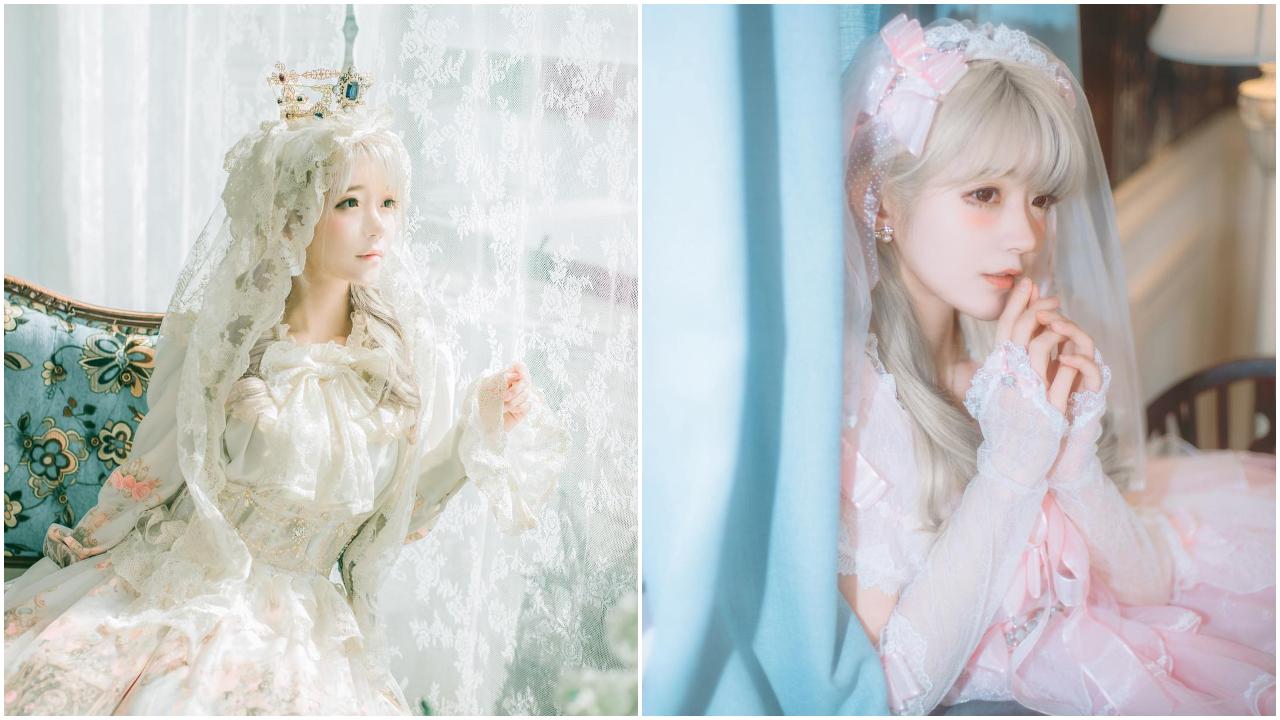 nữ cosplay 2 - yurisa xinh đẹp