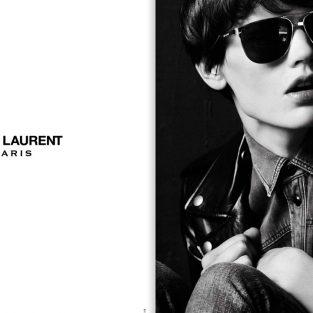 Ý nghĩa logo thương hiệu - Phần 37: Yves Saint Laurent / Saint Laurent Paris