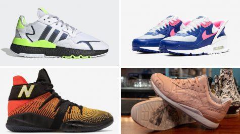 5 phát hành giày thể thao ấn tượng sắp ra mắt (2 - 9/3/2020)