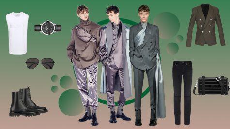 ELLE Man Style Calendar: Suit cách tân - Chuẩn mực của thập kỷ mới