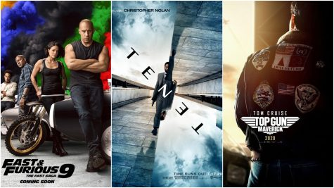 15 bộ phim hành động đáng chú ý nửa đầu 2020