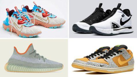 5 phát hành giày thể thao ấn tượng sắp ra mắt (9-16/3/2020)