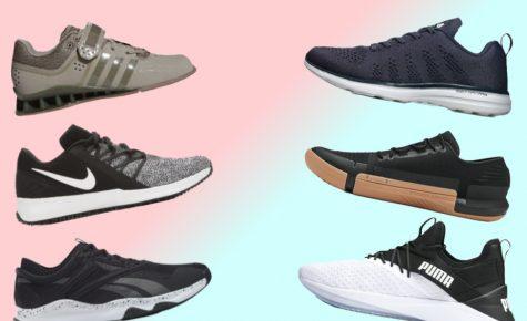 10 đôi giày tập gym đáng chú ý nhất nửa đầu 2020