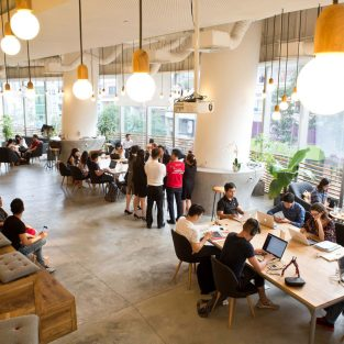 10 quán cafe làm việc tuyệt vời tại Sài Gòn