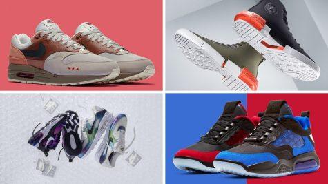 5 phát hành giày thể thao ấn tượng sắp ra mắt (16-23/3/2020)