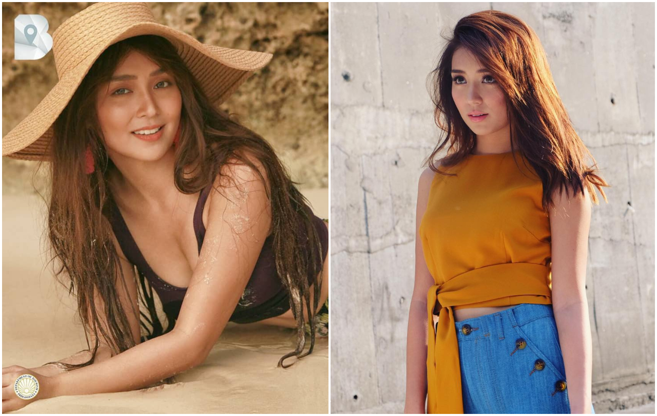 diễn viên philippines - kathryn sexy