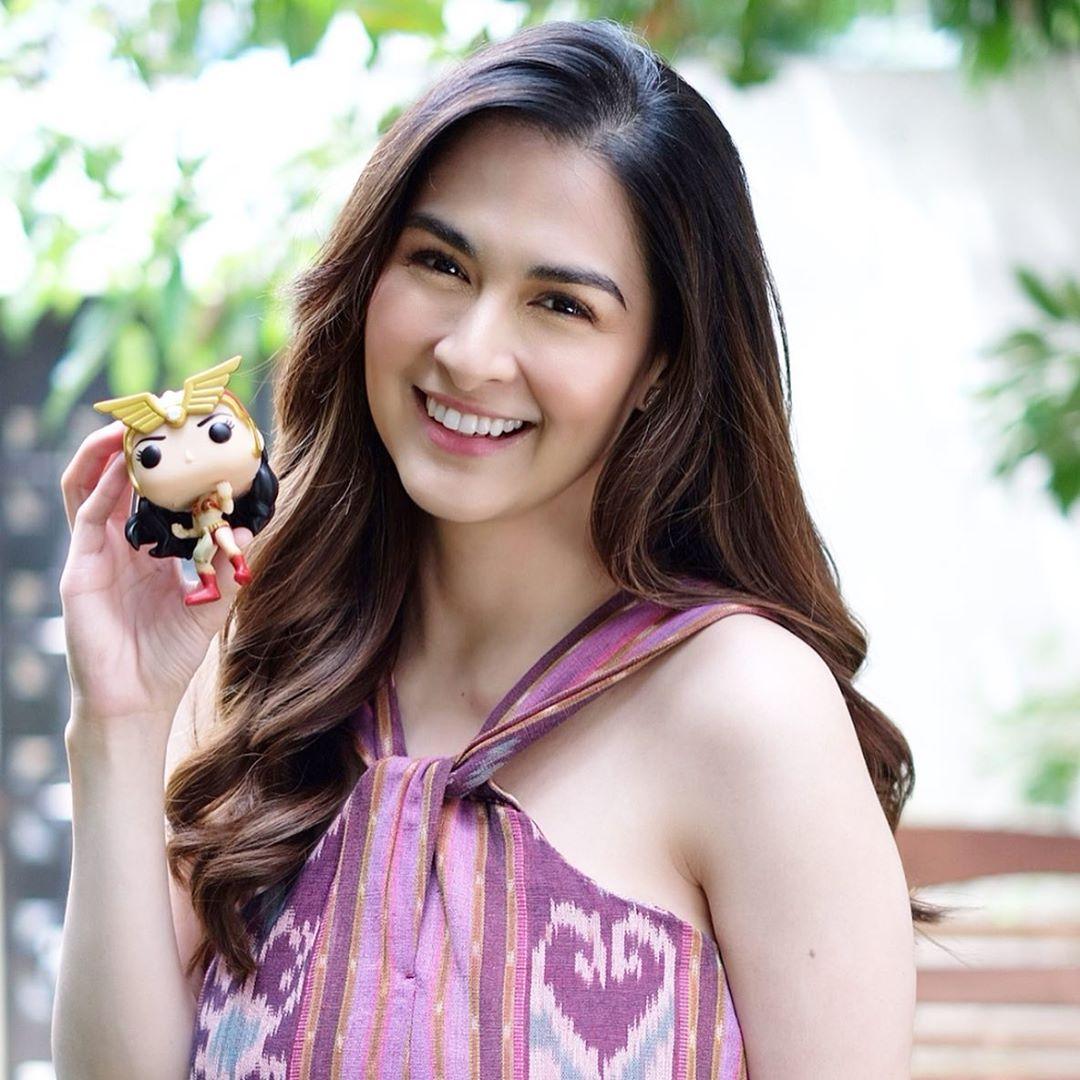 diễn viên philippines - marian rivera