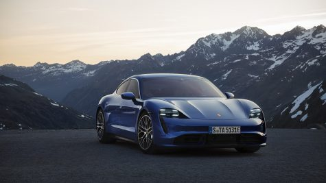 Top 5 xe hơi điện đáng chú ý nhất 2020-2021