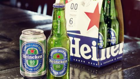 Bia Heineken 0.0 - Hương vị tuyệt hảo với 0.0% độ cồn
