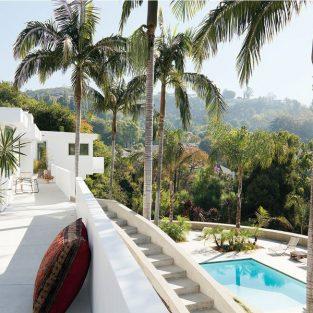 Không gian sống đẳng cấp tại Hollywood Hills của nam ca sĩ Adam Levine