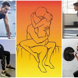 11 bài tập thể dục cải thiện kỹ năng giường chiếu cho phái mạnh