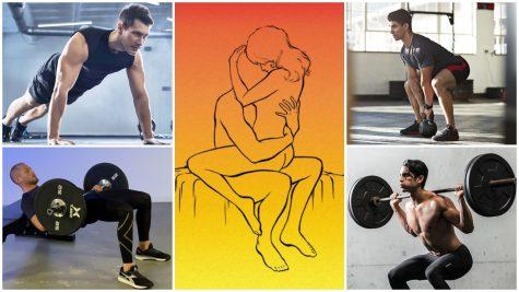 11 bài tập thể dục cải thiện kỹ năng giường chiếu tuyệt vời cho nam giới