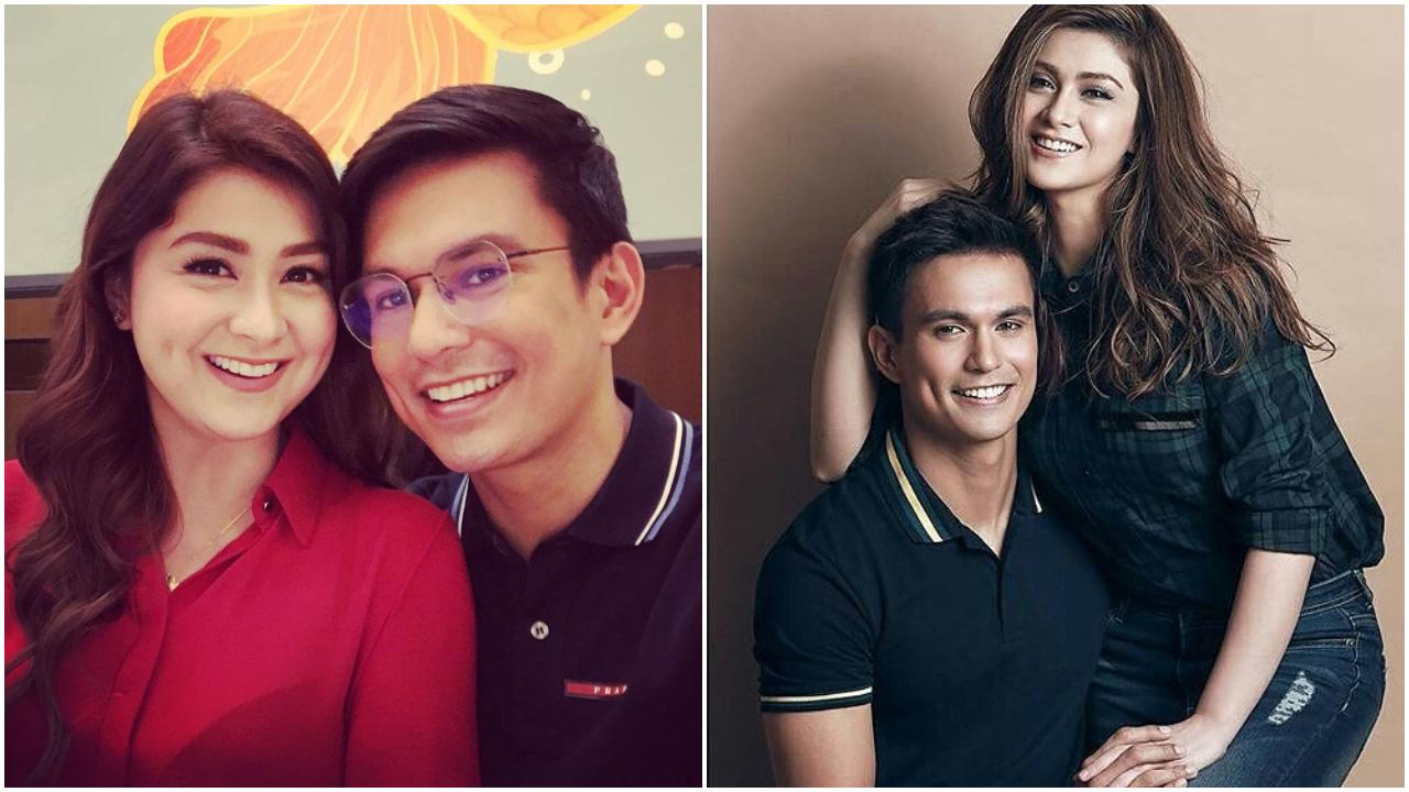 diễn viên philippines - carla và bạn trai
