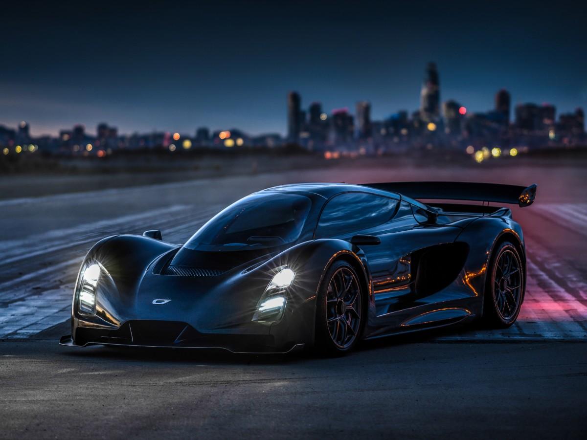 Top 14 siêu xe hơi tại triển lãm Geneva 2020 | ELLE Man