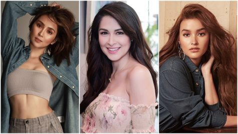 Top 8 nữ diễn viên Philippines xinh đẹp hot nhất 2020