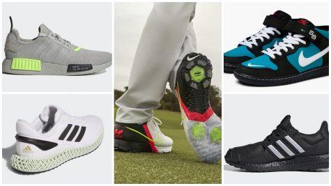 5 phát hành giày thể thao ấn tượng sắp ra mắt (1-7/4/2020)