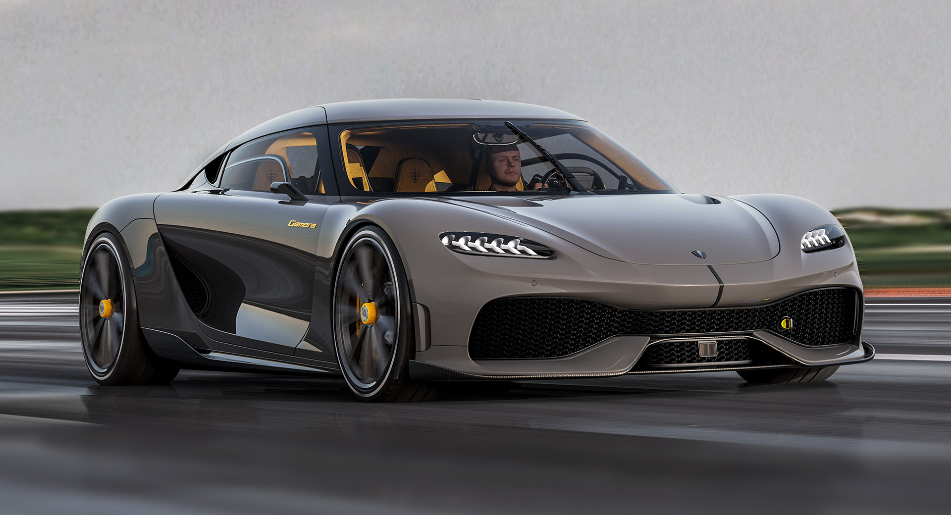 sieu xe hoi geneva 2020 - Koenigsegg Gemera - elle man 1