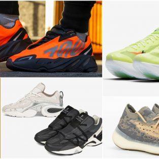 14 thiết kế giày chunky sneaker đáng chú ý nhất năm 2020
