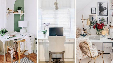 15 bức ảnh truyền cảm hứng cho ý tưởng set-up không gian làm việc tại nhà