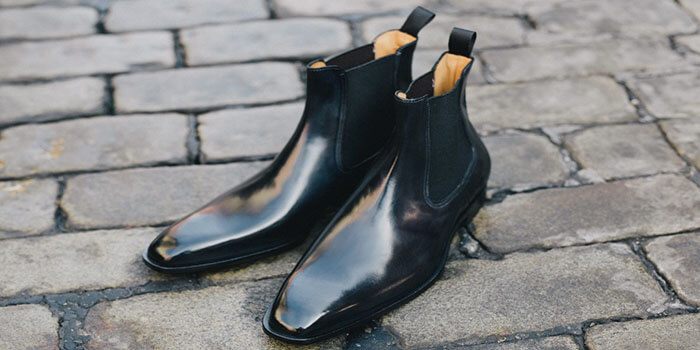 giày chelsea boots.