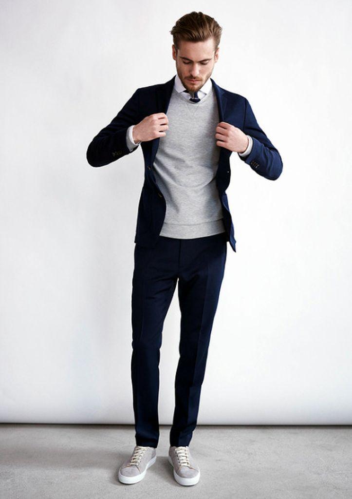 người đàn ông ăn mặc đẹp và chỉn chu.