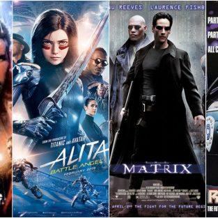 Top phim Cyberpunk hay nhất qua các thời kỳ