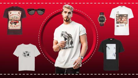 ELLE Man Style Calendar: Định hình phong cách cá nhân với áo thun in