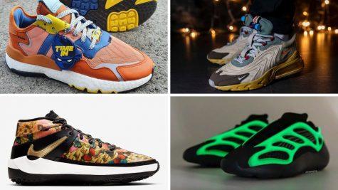5 phát hành giày thể thao ấn tượng sắp ra mắt (8-15/4/2020)