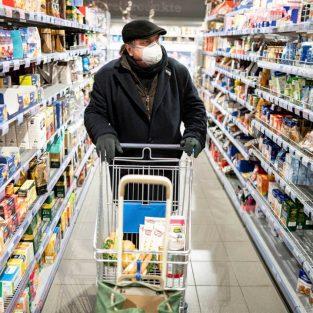 Cách phòng dịch Corona khi mua sắm tại siêu thị và cửa hàng thực phẩm