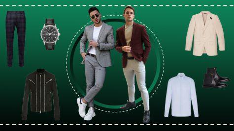ELLE Man Style Calendar: Công thức chuẩn cho phong cách smart-casual