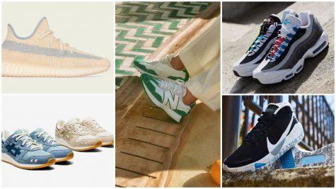 5 phát hành giày thể thao ấn tượng sắp ra mắt (15 - 22/4/2020)