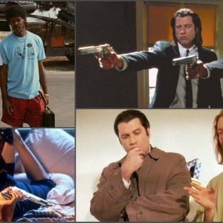 Thời trang phim Pulp Fiction: Cả một thập niên 90 trong những mẩu chuyện tào lao