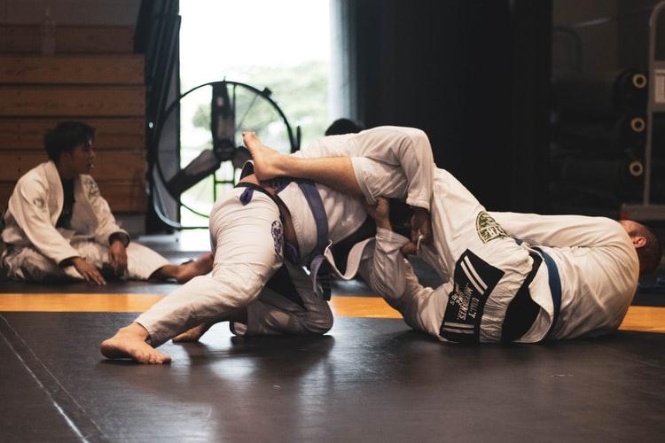 tap vo judo - elle man
