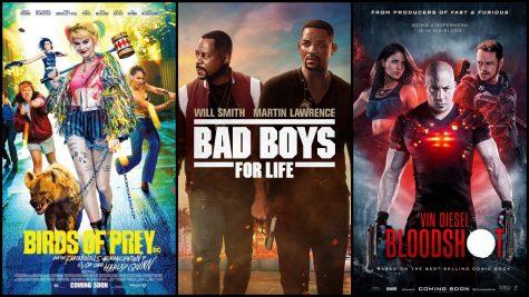 Top 5 bộ phim hành động hay nhất nửa đầu 2020