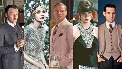 Thời trang phim The Great Gatsby: Bữa đại tiệc xa hoa và hào nhoáng
