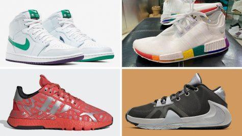 6 phát hành giày thể thao ấn tượng sắp ra mắt (30/4–7/5/2020)