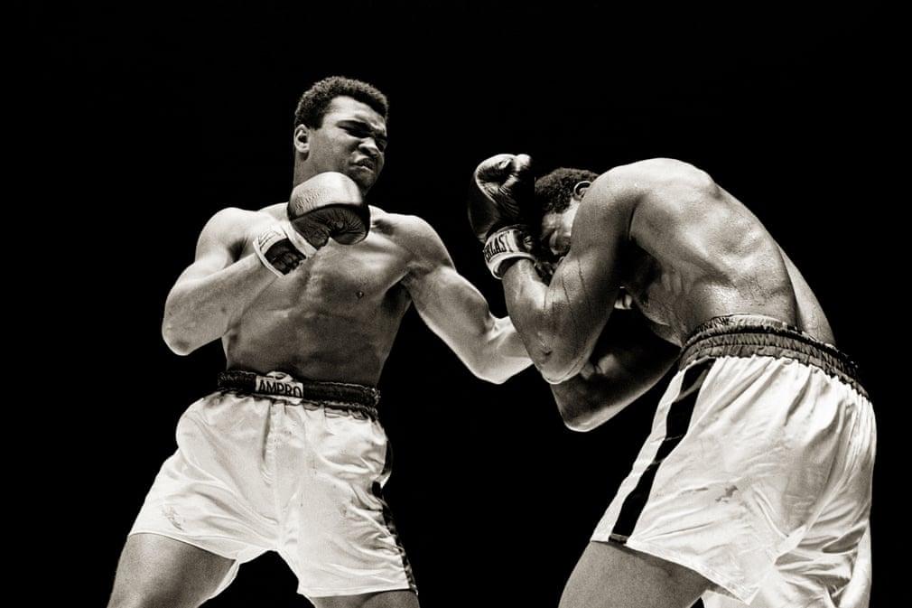 Muhammad Ali vs Ernie Terrell - elle man