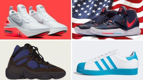 5 phát hành giày thể thao ấn tượng sắp ra mắt (14-21/2/2020)