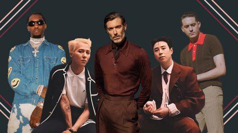 Top sao nam mặc đẹp tuần 2 tháng 5/2020