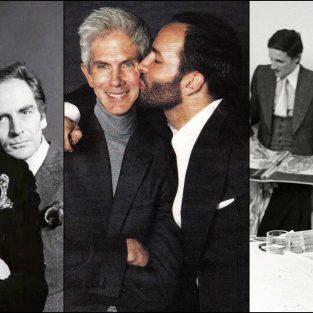Những mối tình đồng tính đẹp nhất của các nhà thiết kế thời trang
