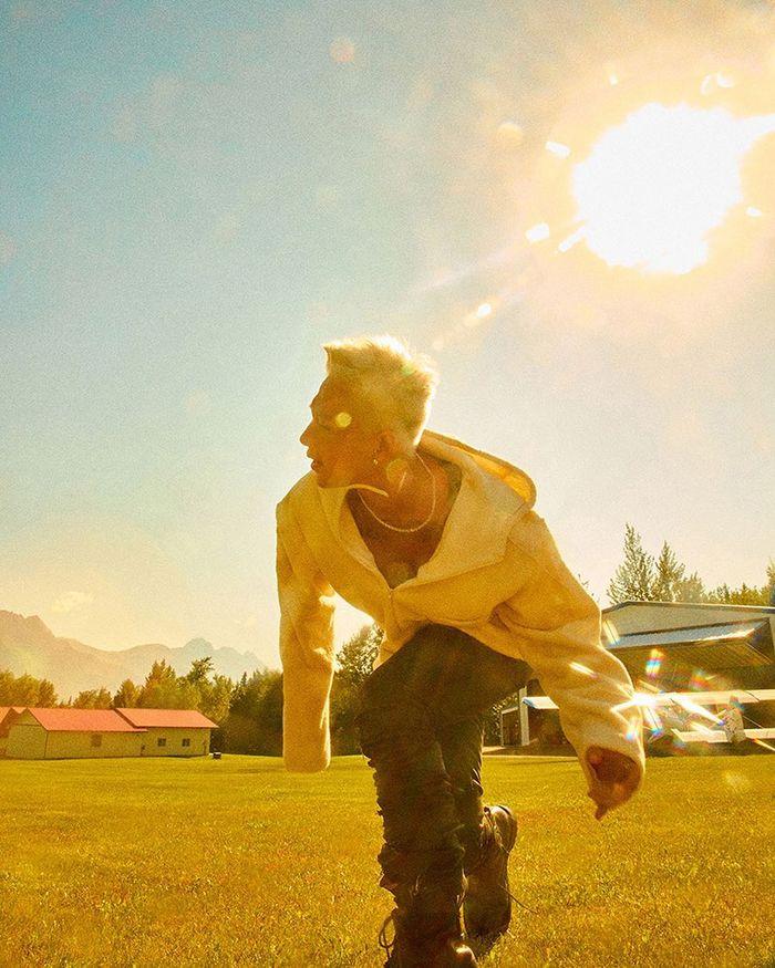 nam ca sỹ Taeyang BigBang