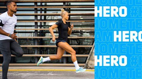 adidas chống dịch Covid-19 với thử thách #HOMETEAMHERO